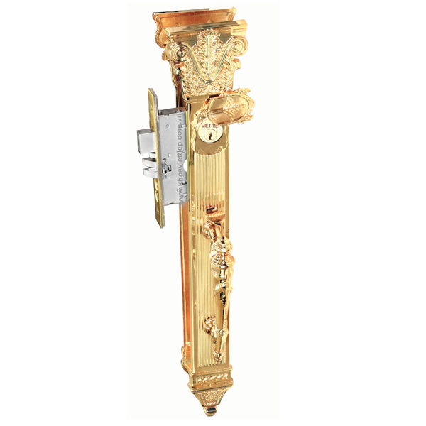 High Quality Brass Mortise Lock System